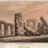 Stonehenge from the northwest