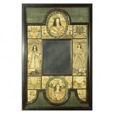 Stumpwork Mirror Frame