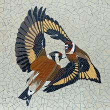 A World in Fragments: mosaics by Robert Field