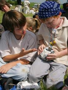 Hands on Archaeology
