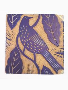Lino Block Printing: Three session workshop with Wendy Barber and Rachel Sargent