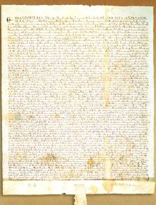 The Salisbury Magna Carta in Context