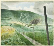 Eric Ravilious: Downland Man - A talk by James Russell