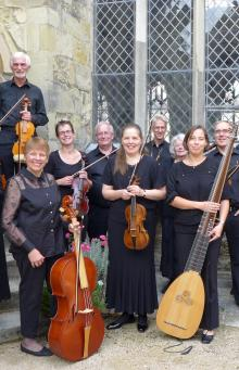 Members of Salisbury Baroque