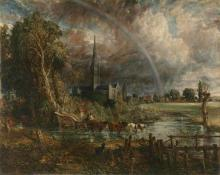 Fundraising Event: A talk by Anne Lyles: Constable's Late Work and Salisbury Cathedral from the Meadows