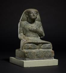 A British Museum Touring Exhibition - Writing for Eternity: Decoding Ancient Egypt