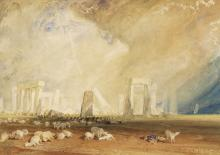 Primal Magic: The Prehistoric Landscape in British Art: A talk by Professor Sam Smiles