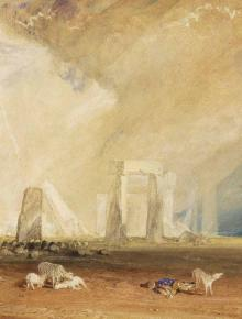 Stonehenge and the Romantic Imagination