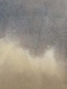 Artist Workshop: Light & Atmosphere: A day of sketching and painting clouds
