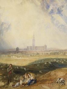 Turner's Wessex - Architecture and Ambition